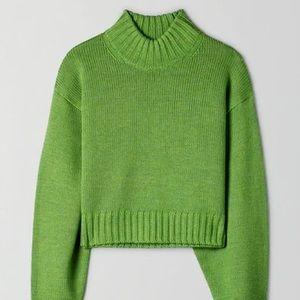 Aritzia Wilfred merino wool sweater